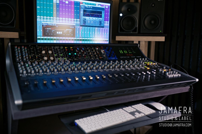 Studio Mixage et enregistrement (Jamafra Studio)