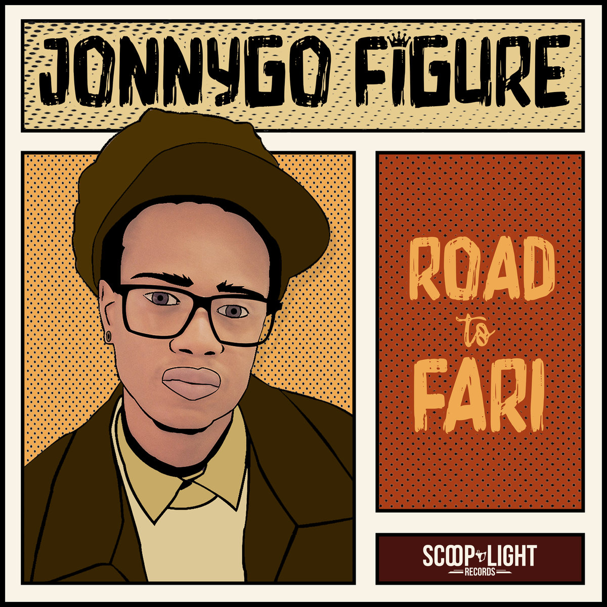 JonnyGo Figure : Road To Fari (Mix Jamafra Studio)