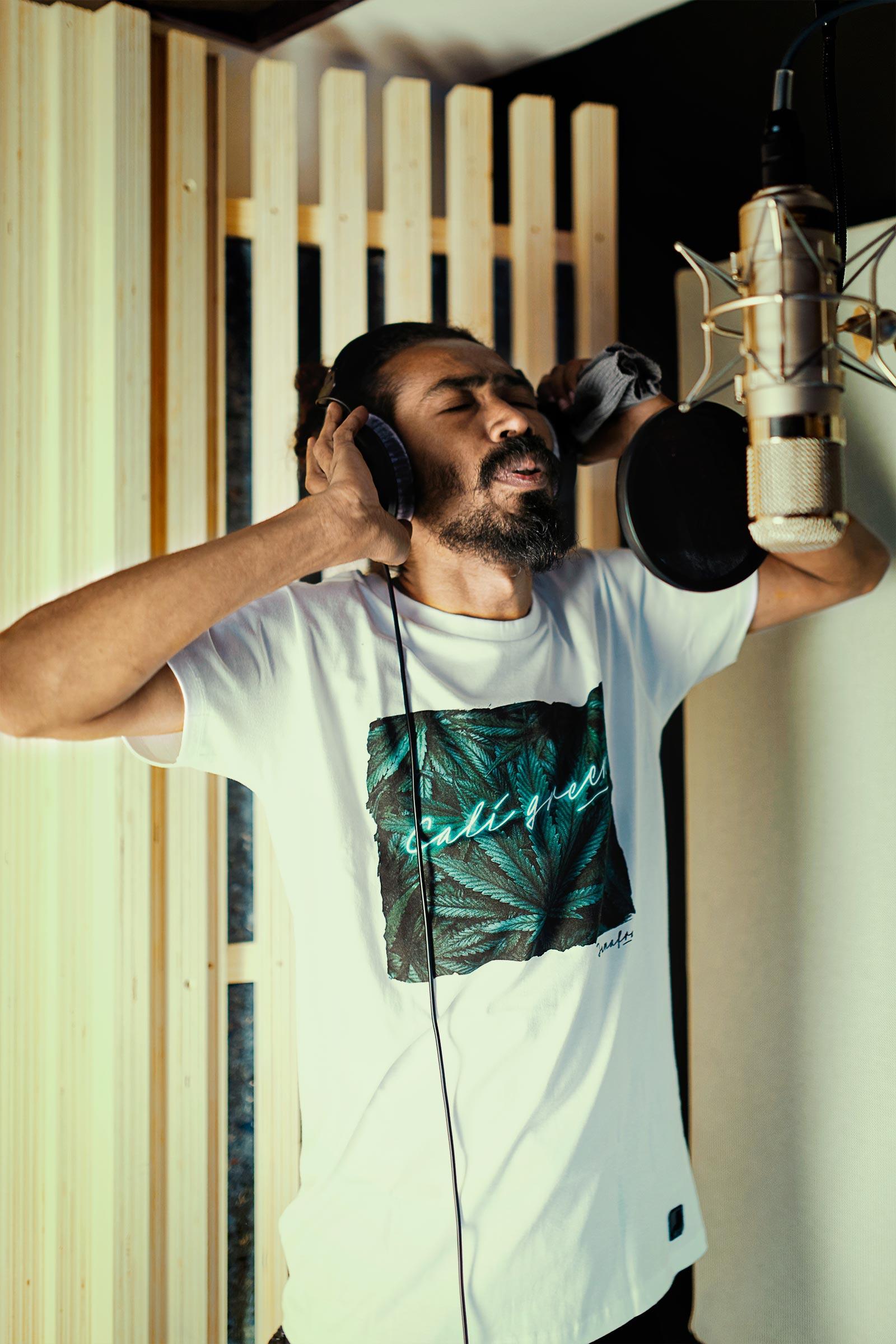 Mr Williamz Recording Session (Jamafra Studio)