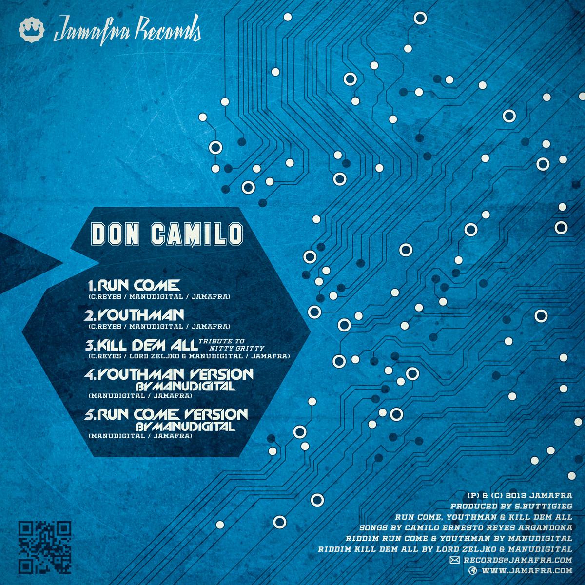 Don Camilo : Run Come