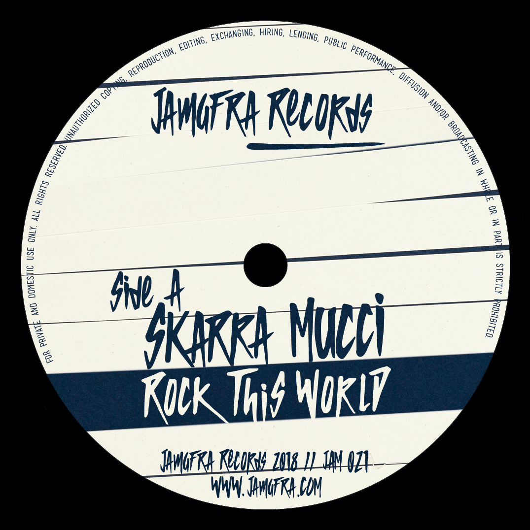 Skarra Mucci : Rock This World (Jamafra Records)