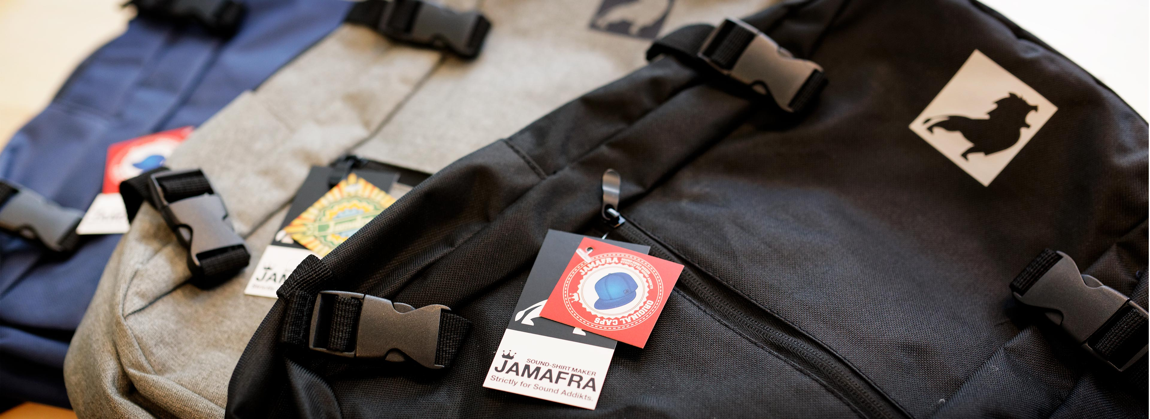 Street Bag for Sound Addikts | Jamafra