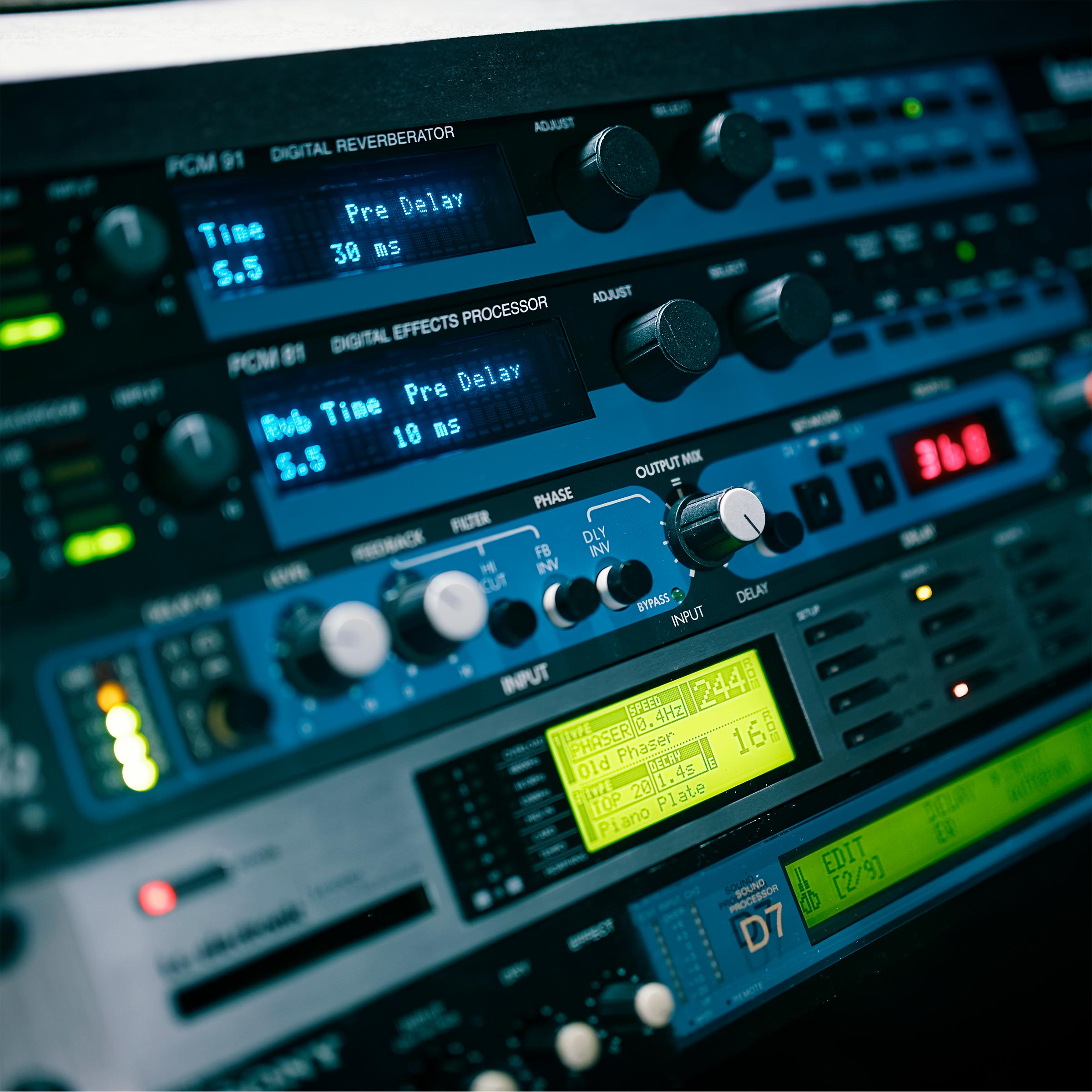 Analog Hardware (Jamafra Studio)